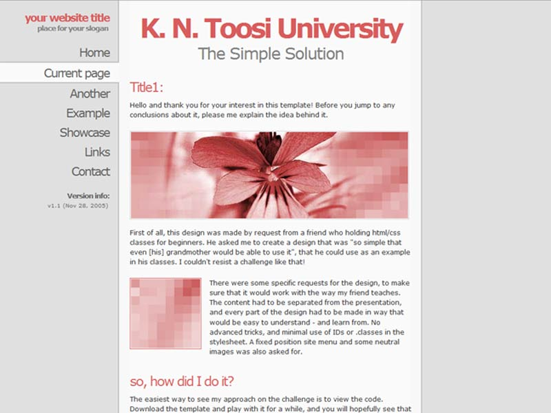 sample1 template kntu staff